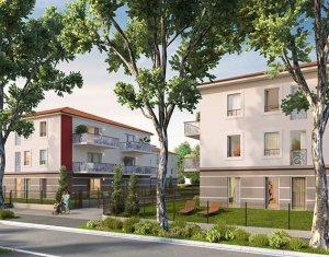 Achat / Vente immobilier neuf Miribel quartier des Echets (01700) - Réf. 1232