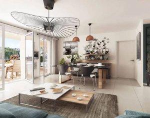 Achat / Vente immobilier neuf Monnetier-Mornex en campagne proche Genève et ceva (74560) - Réf. 5539