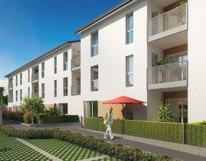 Achat / Vente immobilier neuf Montluel proche de la gare (01120) - Réf. 2583
