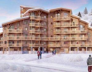 Achat / Vente immobilier neuf Morzine au coeur de la station d'Avoriaz (74110) - Réf. 3970