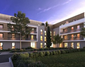 Achat / Vente immobilier neuf Ornex à 15 min de Genève (01210) - Réf. 5867