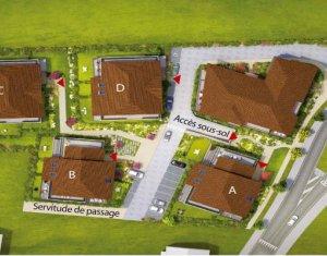 Achat / Vente immobilier neuf Ornex à deux pas du centre (01210) - Réf. 5115