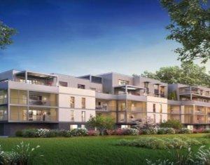 Achat / Vente immobilier neuf Ornex au cœur du Pays de Gex (01210) - Réf. 2838