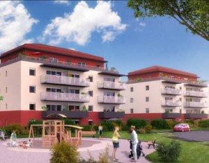 Achat / Vente immobilier neuf Ornex aux portes de Genève (01210) - Réf. 2902