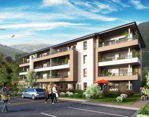 Achat / Vente immobilier neuf Passy à deux pas des commerces et écoles (74190) - Réf. 1791