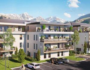 Achat / Vente immobilier neuf Passy proche de la gare (74190) - Réf. 2853