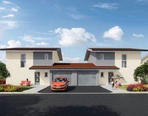 Achat / Vente immobilier neuf Péron dans le Pays de Gex (01630) - Réf. 4524