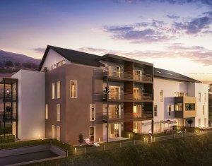 Achat / Vente immobilier neuf PÉRON frontière Suisse (01630) - Réf. 2586