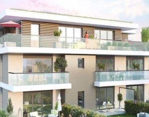 Achat / Vente immobilier neuf Perrignier lieu-dit Le Fougueux (74550) - Réf. 4659