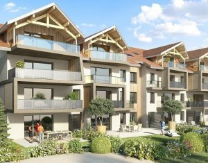 Achat / Vente immobilier neuf Poisy proches grands axes et panorama montagnes (74330) - Réf. 889