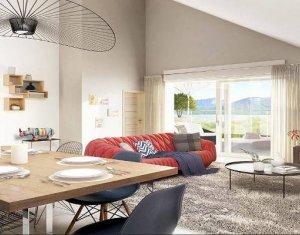 Achat / Vente immobilier neuf Poisy vues sur les montagnes (74330) - Réf. 5356