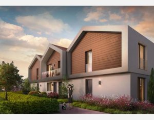 Achat / Vente immobilier neuf Prévessin-Moëns chemin des Meuniers (01280) - Réf. 2171