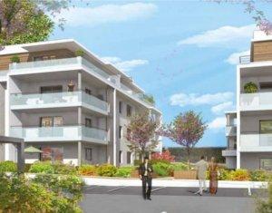 Achat / Vente immobilier neuf Prevessin-Moëns proche commerces (01280) - Réf. 1545