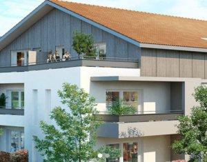 Achat / Vente immobilier neuf Prévessin-Moëns proche Parc du Château (01280) - Réf. 3712
