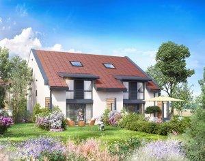 Achat / Vente immobilier neuf Prévessin-Moëns quartier Vésegnin (01280) - Réf. 4003
