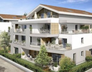 Achat / Vente immobilier neuf Prévessins-Möens hypercentre (01280) - Réf. 2945