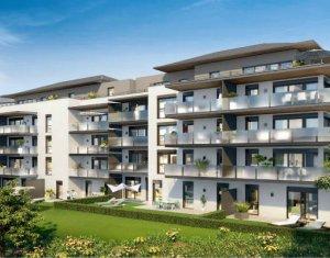Achat / Vente immobilier neuf Pringy proche des bords du Fiers (74370) - Réf. 4700