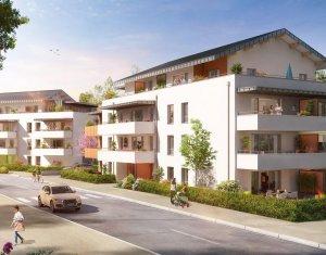 Achat / Vente immobilier neuf Publier/ Amphion-les-bains proche Suisse (74500) - Réf. 2795
