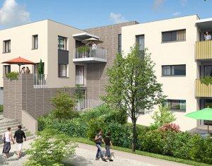 Achat / Vente immobilier neuf Reignier centre (74930) - Réf. 464