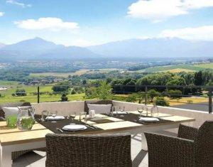 Achat / Vente immobilier neuf Reignier-Esery au pied du Club de Golf (74930) - Réf. 4658