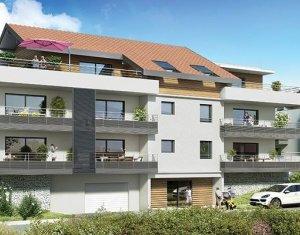 Achat / Vente immobilier neuf Reignier-Esery havre de paix à proximité du Golf d'Esery (74930) - Réf. 1112