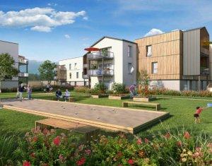 Achat / Vente immobilier neuf Rumilly entre ville et nature (74150) - Réf. 5903