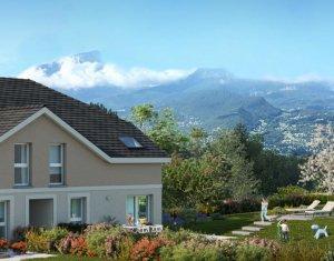 Achat / Vente immobilier neuf Saint-Alban-Leysse proche d'Aix-Les-Bains (73230) - Réf. 2144