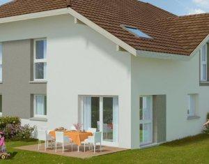 Achat / Vente immobilier neuf Saint-Blaise à flanc de Salève (74350) - Réf. 130