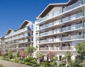 Achat / Vente immobilier neuf Saint-Genis-Pouilly centre-ville (01630) - Réf. 146