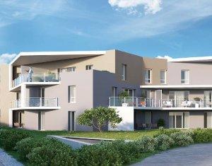 Achat / Vente immobilier neuf Saint-Genis-Pouilly centre ville (01630) - Réf. 3597
