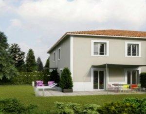 Achat / Vente immobilier neuf Saint-Genis-Pouilly portes de Genève (01630) - Réf. 961