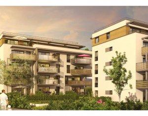 Achat / Vente immobilier neuf Saint-Genis-Pouilly proche CERN et commodités (01630) - Réf. 726
