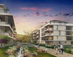 Achat / Vente immobilier neuf Saint-Jorioz à 15 minutes d'Annecy (74410) - Réf. 4522