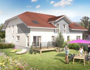 Achat / Vente immobilier neuf Saint-Jorioz proche du centre (74410) - Réf. 259