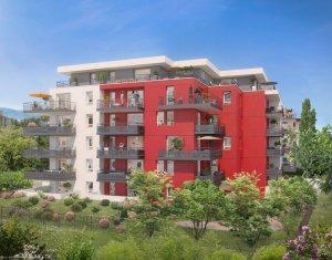 Achat / Vente immobilier neuf Saint-Julien-en-Genevois à 2 min à pied de la gare (74160) - Réf. 2502