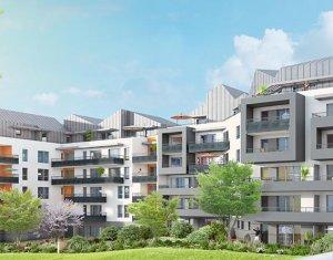 Achat / Vente immobilier neuf Saint-Julien-en-Genevois à 3 minutes de la frontière suisse (74160) - Réf. 1761