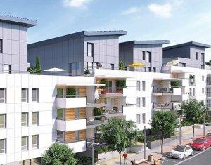 Achat / Vente immobilier neuf Saint-Julien-en-Genevois proche du centre et des commerces (74160) - Réf. 1124