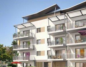 Achat / Vente immobilier neuf Saint-Julien-en-Genevois proche Technopole d'Archamps (74160) - Réf. 1350