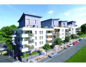 Achat / Vente immobilier neuf Saint-Julien-en-Genevois proche transport en commun (74160) - Réf. 1423