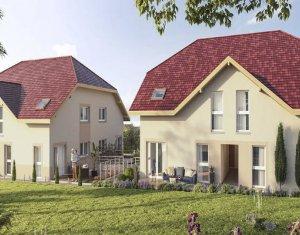 Achat / Vente immobilier neuf Saint-Martin-Bellevue à 10 kilomètres d'Annecy (74370) - Réf. 3675