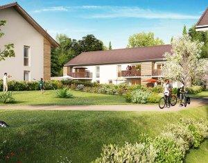 Achat / Vente immobilier neuf Saint-Martin-Bellevue à 11 km d'Annecy (74370) - Réf. 1519