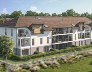 Achat / Vente immobilier neuf Saint-Pierre-en-Faucigny à 1,5 km de la gare (74800) - Réf. 3203