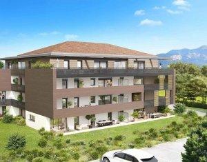 Achat / Vente immobilier neuf Saint-Pierre-en-Faucigny dernières opportunités au cœur du village (74800) - Réf. 1426