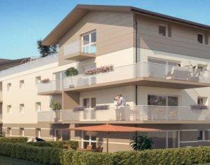 Achat / Vente immobilier neuf Saint-Pierre-en-Faucigny entre ville et nature (74800) - Réf. 3961