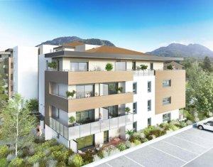 Achat / Vente immobilier neuf Saint-Pierre-en-Faucigny proche commerces et transports (74800) - Réf. 2774