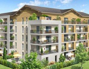 Achat / Vente immobilier neuf Saint-Pierre-en-Faucigny proche Genève (74800) - Réf. 934