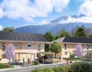 Achat / Vente immobilier neuf Saint-Pierre-en-Faucigny secteur de Toisinges (74800) - Réf. 4092
