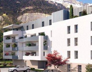 Achat / Vente immobilier neuf Sallanches à 1 kilomètre de la gare (74700) - Réf. 4684