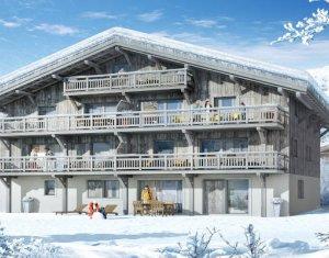 Achat / Vente immobilier neuf Samoëns quartier résidentiel proche coeur de ville (74340) - Réf. 4271