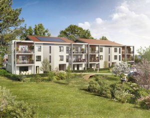 Achat / Vente immobilier neuf Segny proche frontières suisses (01170) - Réf. 6167